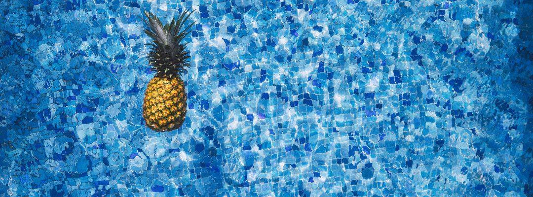 mozaika na wodzie
