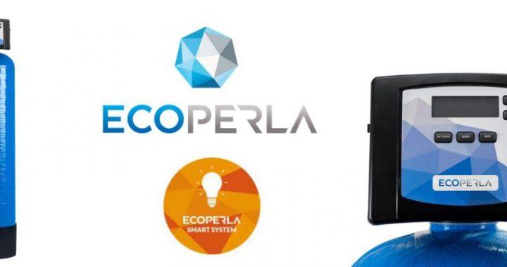 Ecoperla Oxytower - odżelaziacz wody z komorą sprężonego powietrza